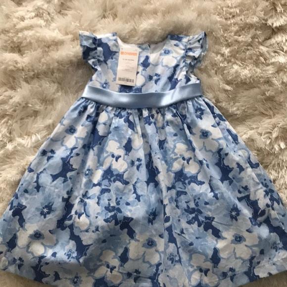 16eaec1d641 New!! Gymboree Spring Floral dress